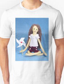Celebrate Felt Doll Unisex T-Shirt