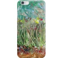 Spring Flowers. iPhone Case/Skin