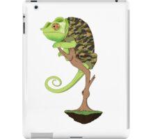Full Metal Chameleon  iPad Case/Skin