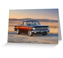 Holden EH Ute Greeting Card