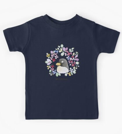 When I close my eyes... Kids Tee