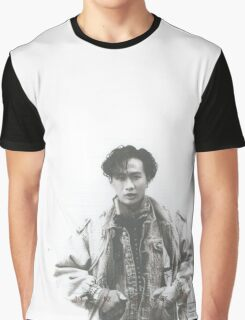 Wong ka kui (黄家驹) - Chinese singer Graphic T-Shirt