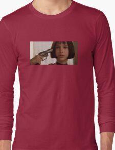 Mathilda the Professional Long Sleeve T-Shirt