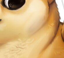Cute Doge Sticker