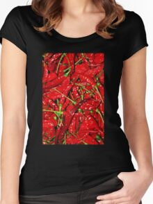 Chilli Women's Fitted Scoop T-Shirt