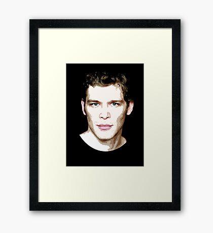 Klaus 2 Framed Print