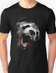 THE ANGRY SALJU PANDA Unisex T-Shirt