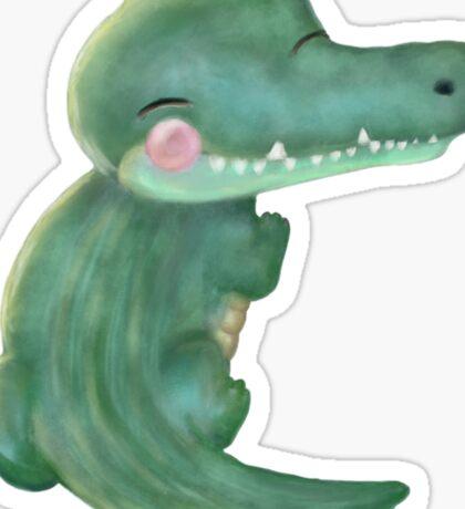 Wee Croco Sticker