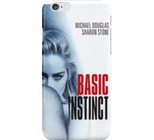 Basic Instinct iPhone Case/Skin