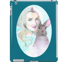 Luna Lovegood from Harry Potter iPad Case/Skin