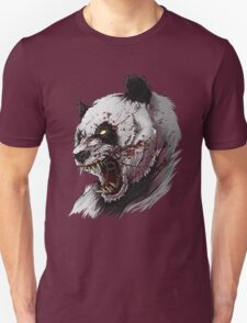 SALJU THE ANGRY PANDA Unisex T-Shirt