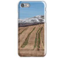 The Ochil Hills in Clackmannanshire iPhone Case/Skin