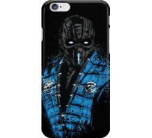 Mortal Ice iPhone Case/Skin