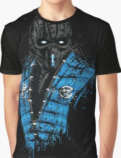 Mortal Ice Graphic T-Shirt