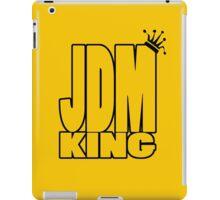 JDM KING iPad Case/Skin