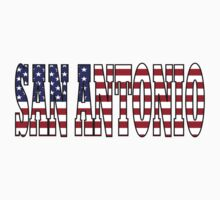 San Antonio. One Piece - Short Sleeve