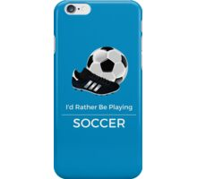 Soccer Lover iPhone Case/Skin
