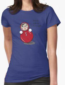 Cheeky Nevalyashka Womens Fitted T-Shirt
