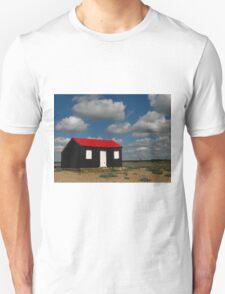 Fisherman's Hut, Rye Harbour Unisex T-Shirt