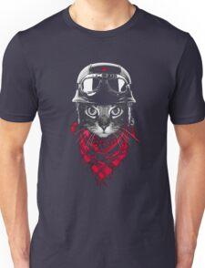 SALJU'S BIKER CAT Unisex T-Shirt