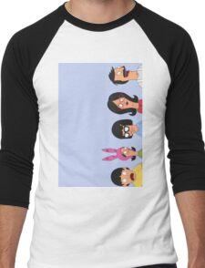 Belcher family Men's Baseball ¾ T-Shirt