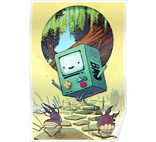 BMO Bug Party  Poster