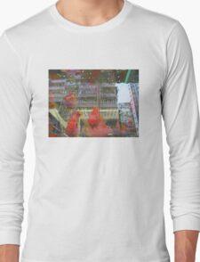 HongKong - Small Fish in BIG Town Long Sleeve T-Shirt