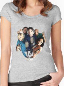 Scrubs Women's Fitted Scoop T-Shirt