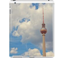 Fernsehturm / TV Tower - Berlin iPad Case/Skin