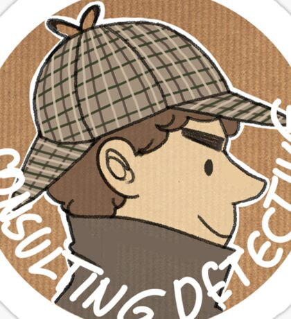 Consulting Detective Sticker