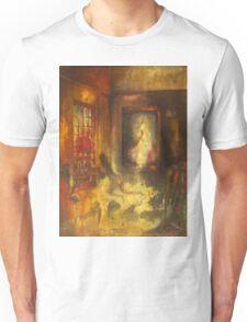 White Lady Unisex T-Shirt