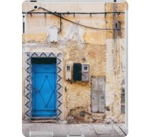 Wall Detail in Morocco iPad Case/Skin