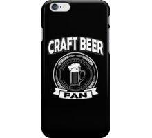 Craft Beer Fan iPhone Case/Skin
