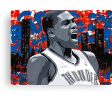 KD Painting from the Roar Collection Canvas Print