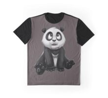 SITTING BABY PANDA Graphic T-Shirt