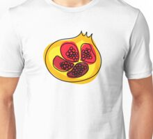 Pomegranate Unisex T-Shirt