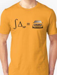 Integral of Delta HF Unisex T-Shirt