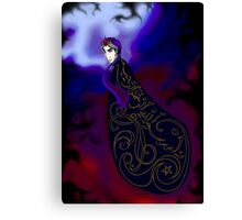 Sorcerer of the Orient Canvas Print