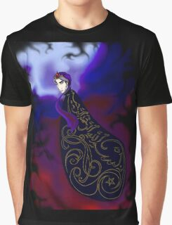 Sorcerer of the Orient Graphic T-Shirt