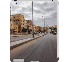 Suburb in Morocco iPad Case/Skin