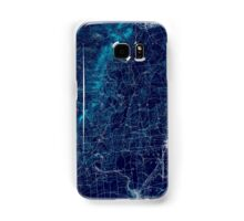 New York NY Saratoga 148434 1902 62500 Inverted Samsung Galaxy Case/Skin
