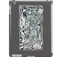 Anxiety Attack by Brian Benson iPad Case/Skin
