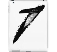 Slash from reality iPad Case/Skin