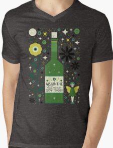 Absinthe  Mens V-Neck T-Shirt
