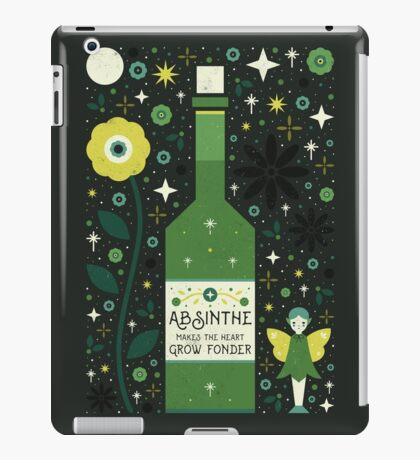Absinthe  iPad Case/Skin