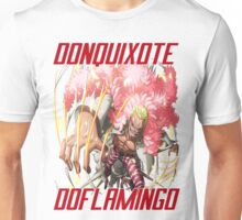 Doflamingo Attacks - Red Unisex T-Shirt