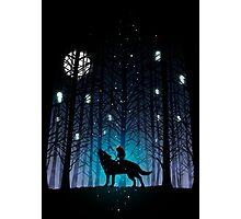Spirit Forest Photographic Print
