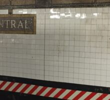 Grand Central Station New York City Sticker