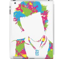 Sid vacant expression iPad Case/Skin