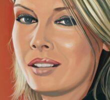 Kim Wilde Painting Sticker